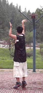 back-shot